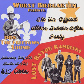 930 After Festival Acadiens_The Wurst Bi