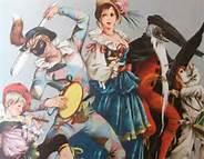 Black Horse Fairy Folklore
