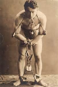'Harry Houdini'