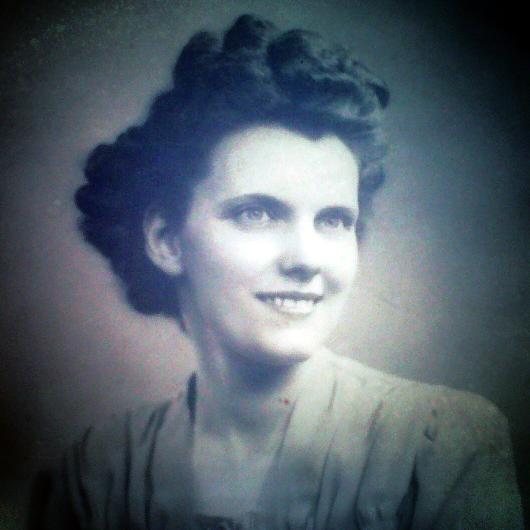 Ida Gillson (nee Ferris)