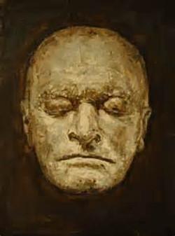 William Blake Death Mask