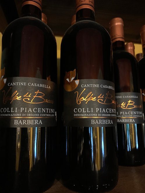 BONARDA - Vin rouge doux pétillant - BOITE DE 6 BOUTEILLES