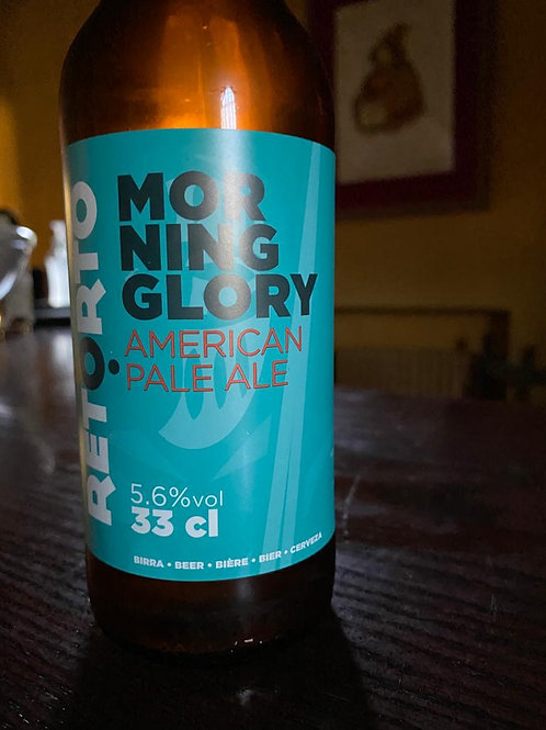 MORNING GLORY - AMERICAN PALE ALE 33 cl