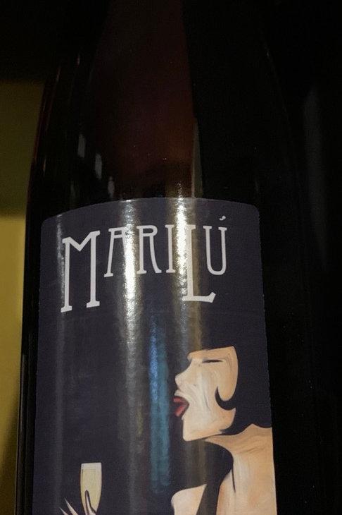 MARILÚ - Vin blanc effervescent - BOITE DE 6 BOUTEILLES