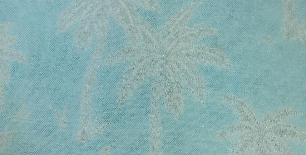 Caribbean Blue Palm Tree