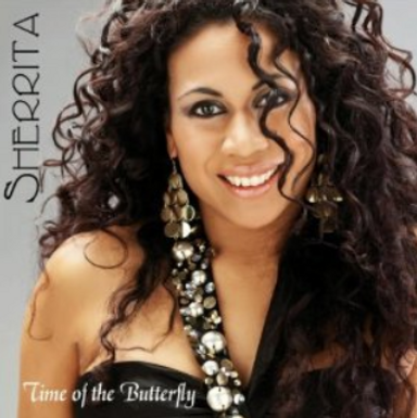 SHERRITA – TIME OF THE BUTTERFLY