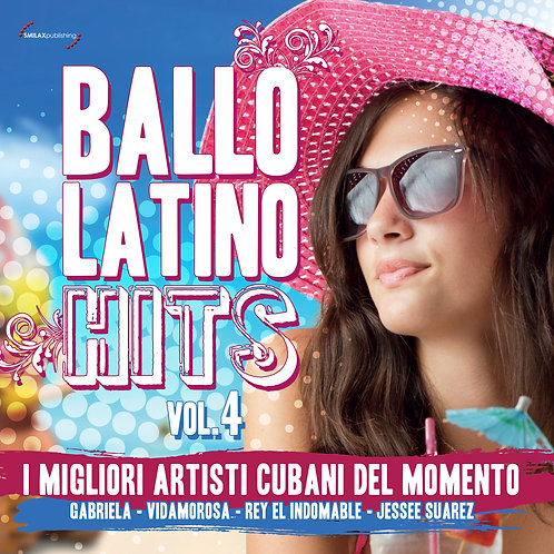 BALLO LATINO HITS VOL. 4