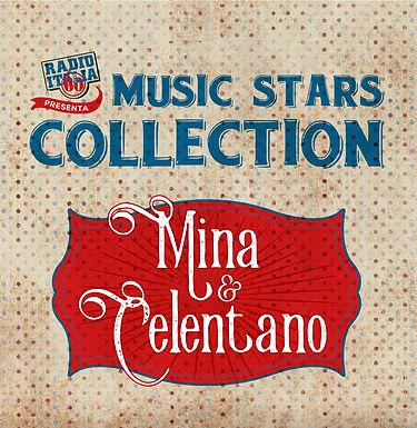 MINA, ADRIANO CELENTANO – RADIO ITALIA ANNI 60 PRESENTS MUSIC STARS COLLECTION