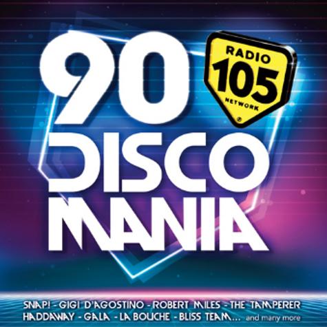 90 DISCOMANIA – RADIO 105