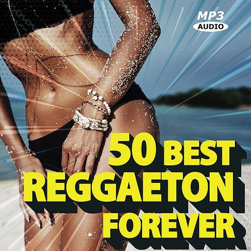 50 Best Reggaeton Forever (Plancia)