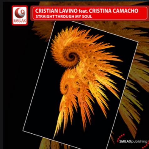 CRISTIAN LAVINO Ft. CRISTINA CAMACHO – Straight Through My Soul