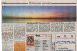 Nachbericht Börse Stzt 19.4.17