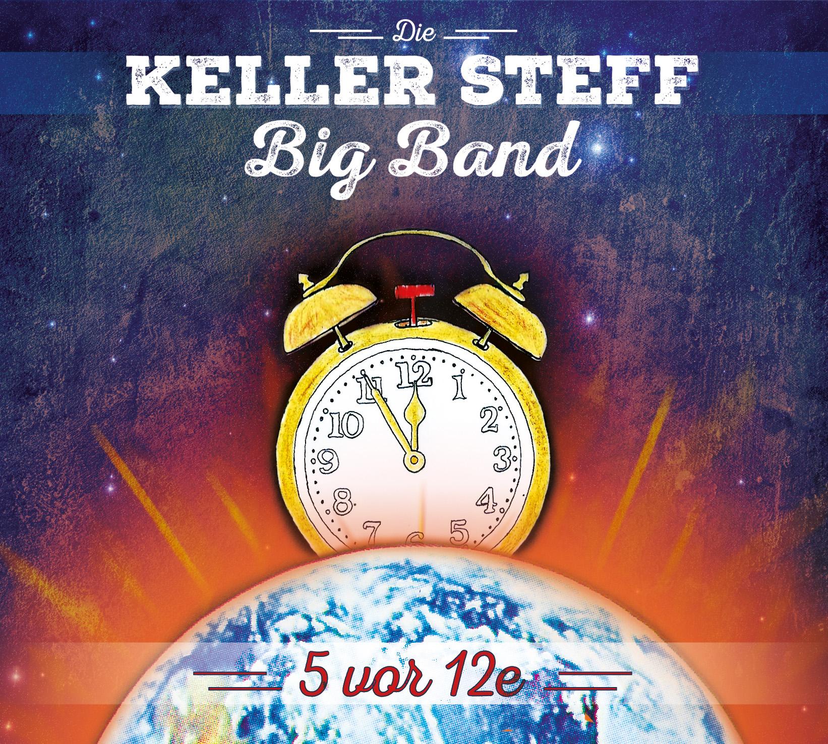 Keller Steff Big Band - 5vor12e