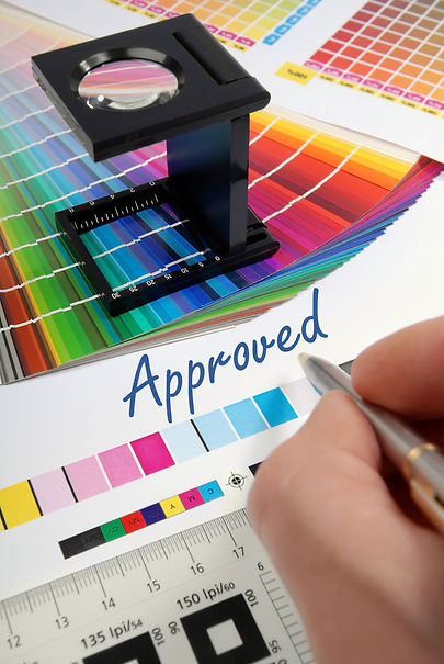Approved - Characteristic image for the