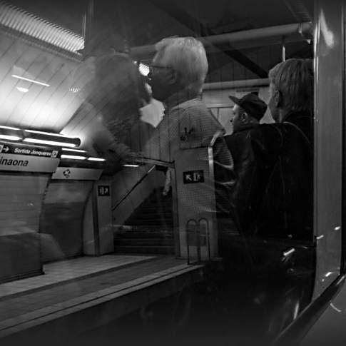 Dusze w metrze