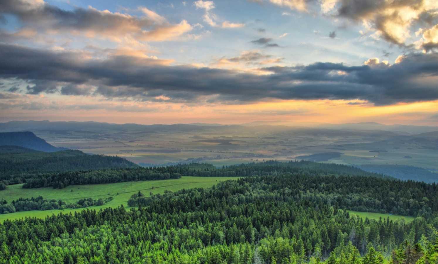 Góry Stołowe - Małgorzata Chomont