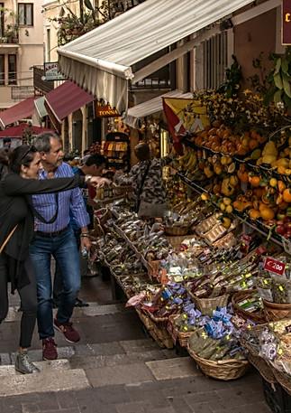 Sycylia, Taormina