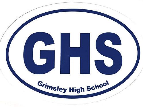 GHS Sticker