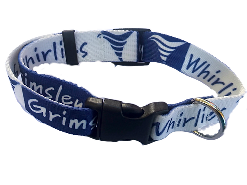 Grimsley Whirlies SMALL Dog Collar