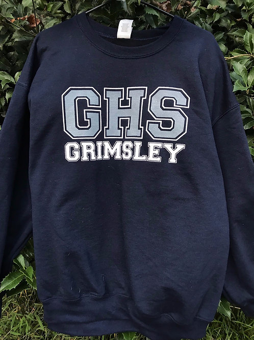 GHS GRIMSLEY Crew Neck Sweatshirt