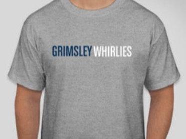 Greensboro Grimsley High Crest T-Shirt