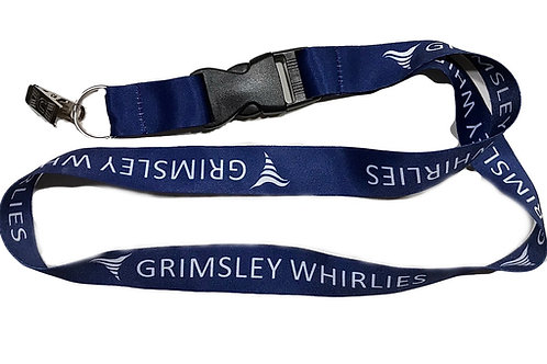 NEW! Grimsley Whirlies Lanyard