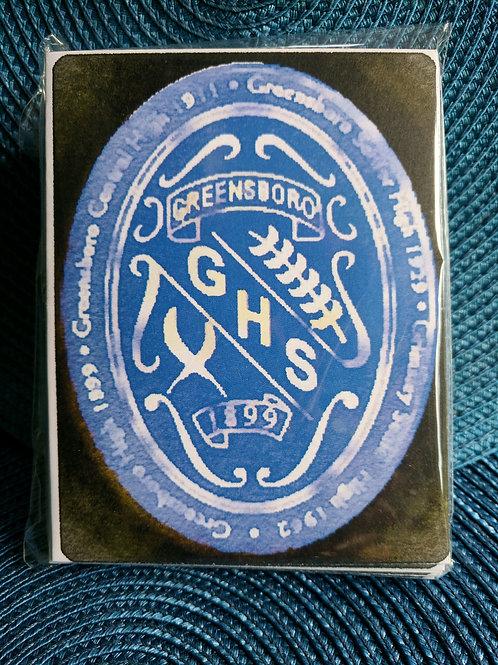 Grimsley Crest Notecards