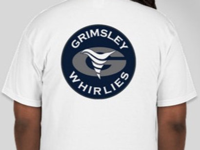 Grimsley Whirlies Circle T-Shirt