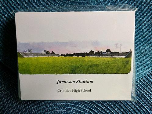 Grimsley Jamieson Stadium Notecards