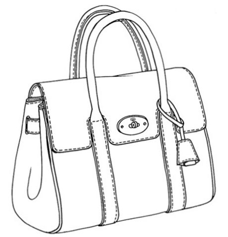 Mulberry Bayswater preowned
