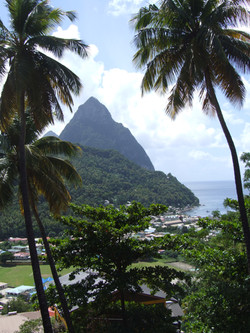 Pitons & Soufriere