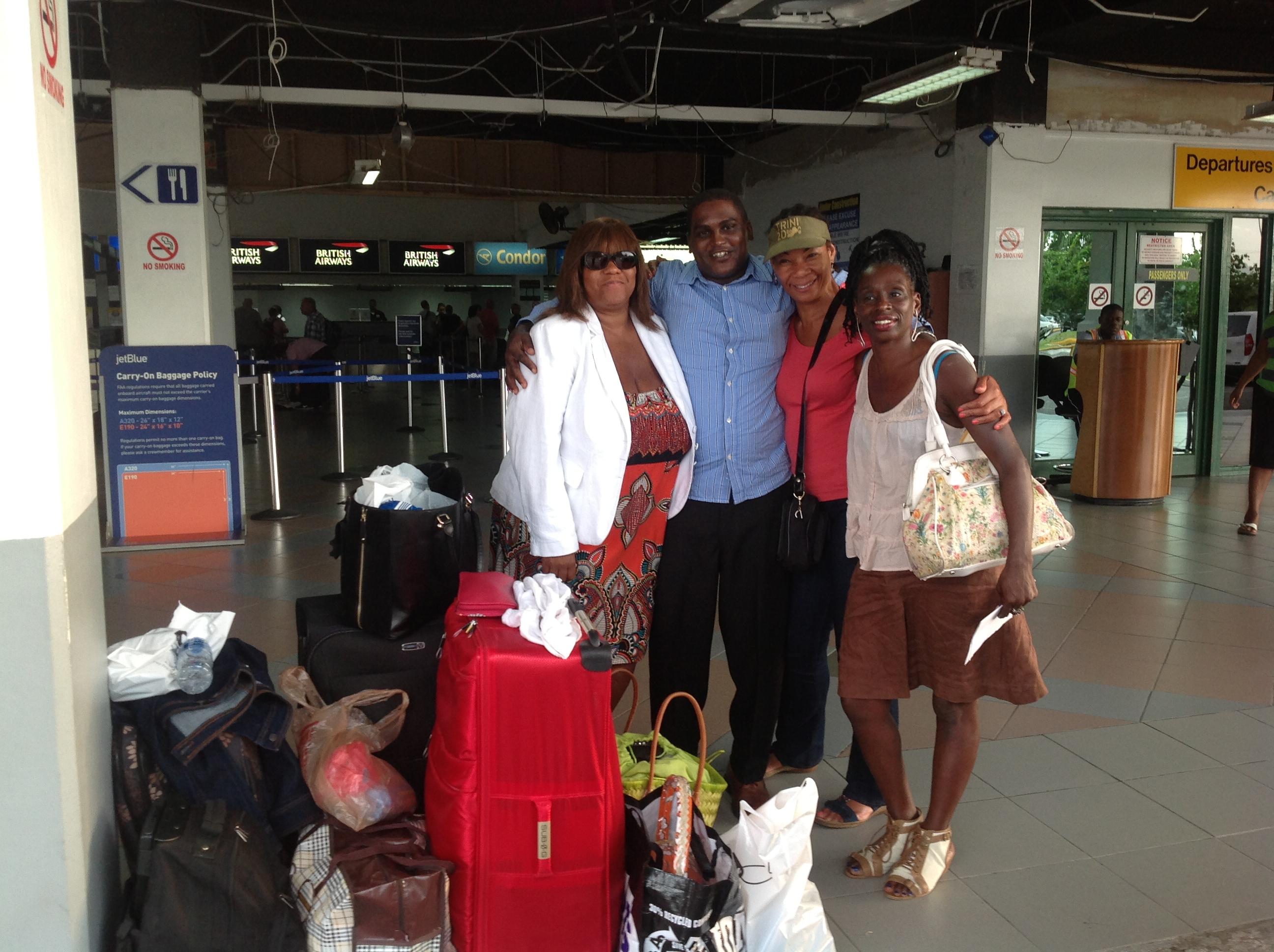Airport Pick Ups