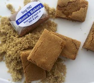 Butterscotch Brownies $26 (Hybrid)