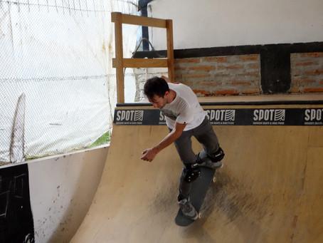 El skate... un entrenamiento con adrenalina