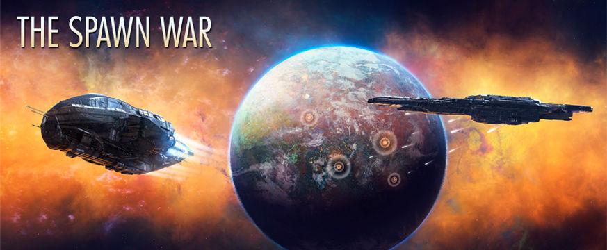 Banner The Spawn War.jpg