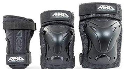 Protecciones 3-piezas REKD Recreational
