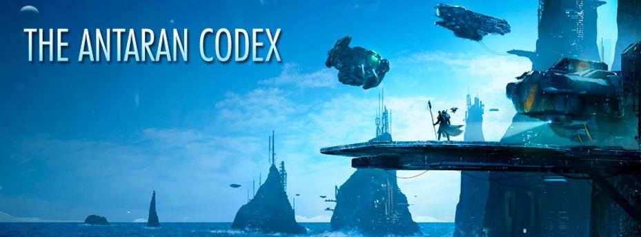 The Antaran Codex cover art