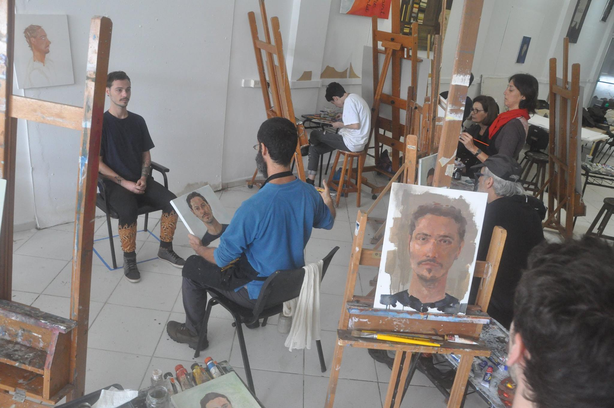 Workshop com Ernesto Bonato