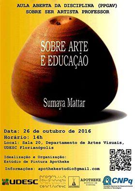 Conversa com Profª Drª Sumaya Mattar