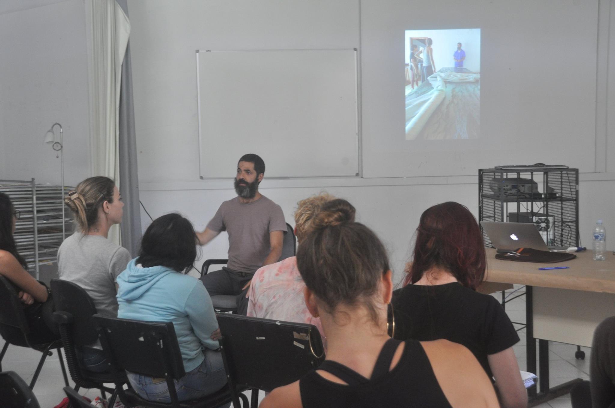 Aula Aberta com Ernesto Bonato
