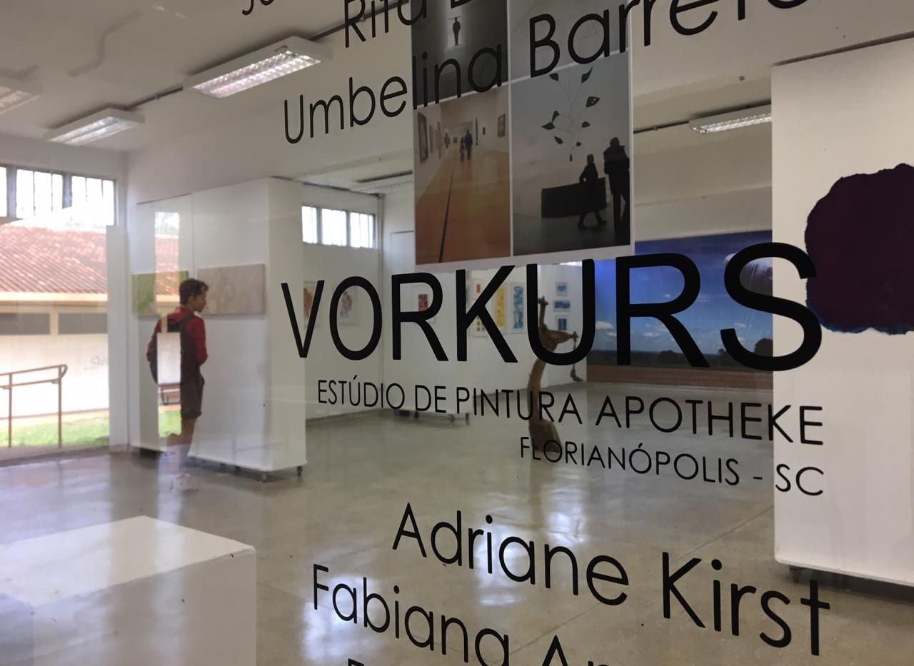 Exposição Vorkurs