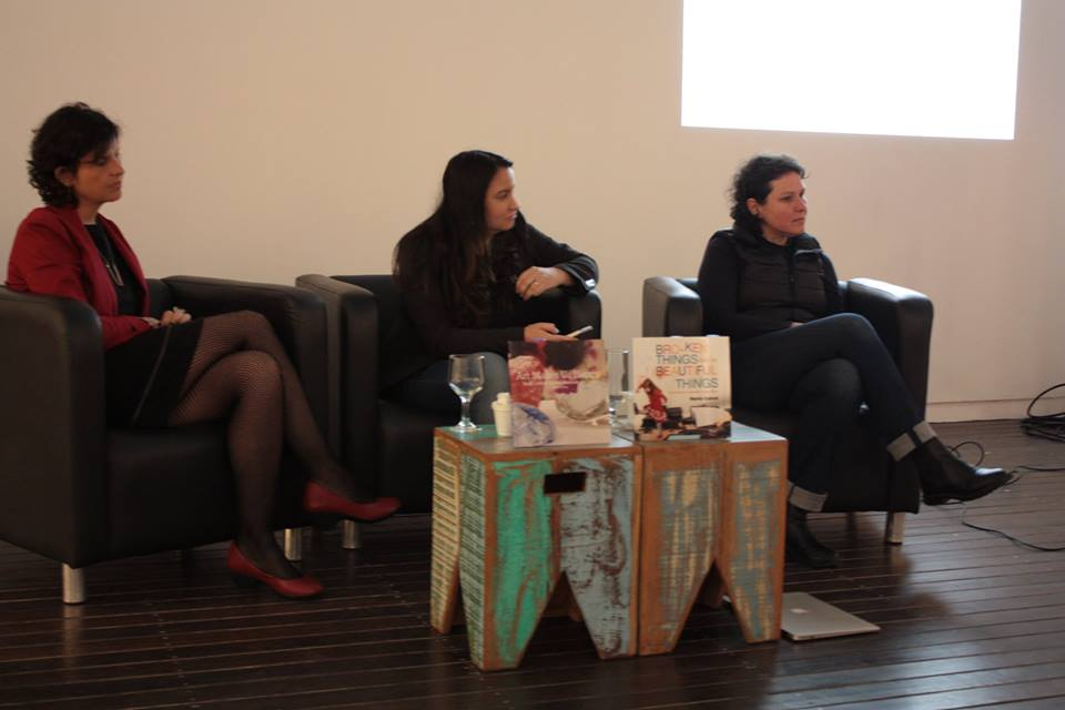 Rita Bredariolli e Marta Cabral