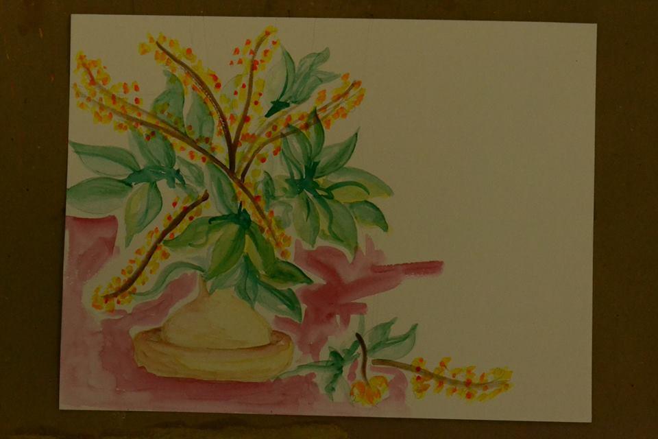 Encontro 23: aquarela