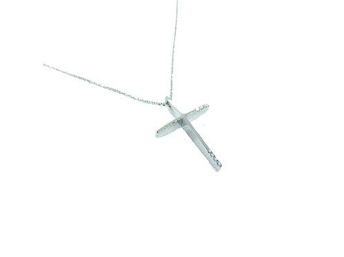 Σταυρός Βαπτιστικός Κ18-750'