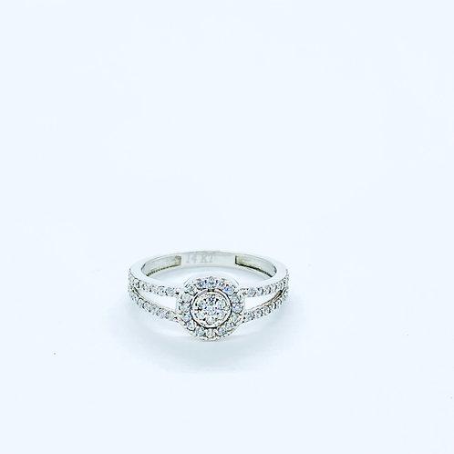 Δαχτυλίδι Κ14 (585') Π.ΔΑ001460