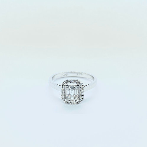 Δαχτυλίδι Κ18 (750') Π.ΔΑ000790