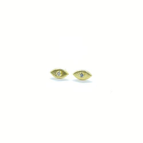 Χρυσά σκουλαρίκια Κ14 Π.ΣΚ001203
