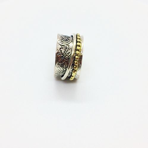 StressLess δαχτυλίδι 925' -1174-