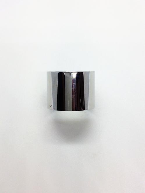 Ασημένιο δαχτυλίδι 925' φαρδύ
