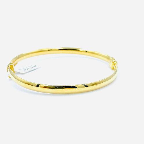Χρυσό Βραχιόλι 14 Κ Χειροπέδα Π.ΒΡ001214